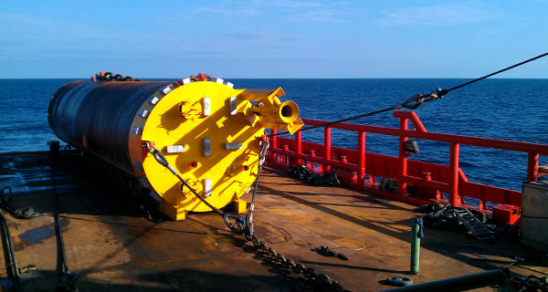 Subsea foundations